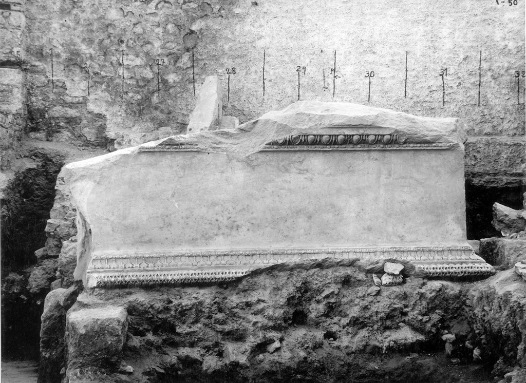 Overview The Altar Of Zeus And Statue Of Hadrian