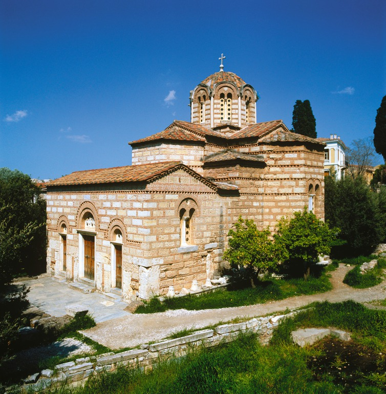 Overview: The Church of the Holy Apostles